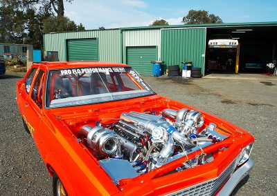 LISA SANT - sikjims-twin-turbo-holden-torana_9248645544_o
