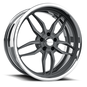 Schott-APEX-EXL-gray-with-polished-lip-5lug-1293-std-300_4780